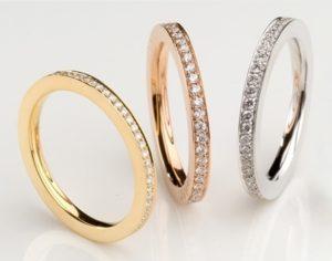 Какое золото лучше: красное, желтое или белое