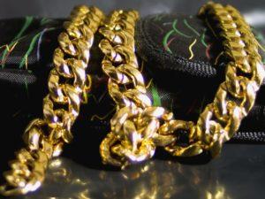 Чем почистить золото в домашних условиях цепочки