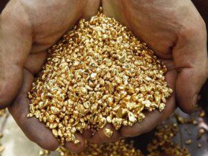 Сколько золота в мире