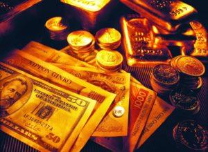 Золотовалютные запасы стран