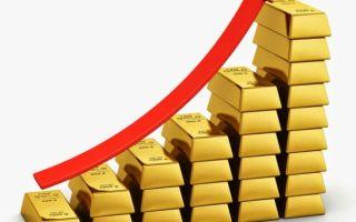 Прогноз экспертов цены на золото на 2018 год: свежие данные