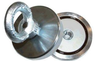 Поисковый магнит на золото и серебро: принцип действия