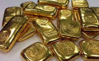 Сколько сейчас стоит слиток золота 999 пробы в Сбербанке?