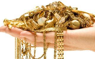 Что можно сдать в ломбард кроме золота?