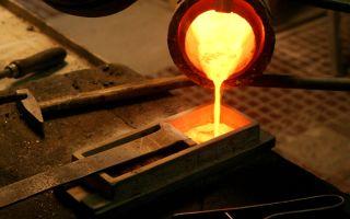 Как расплавить золото в домашних условиях?