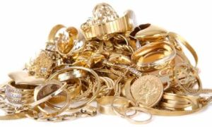 Сколько стоит 1 грамм золота при сдаче в ломбарде в рублях